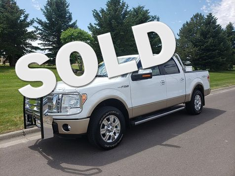 2011 Ford F150 4WD Supercrew FX4 5 1/2 in Great Falls, MT