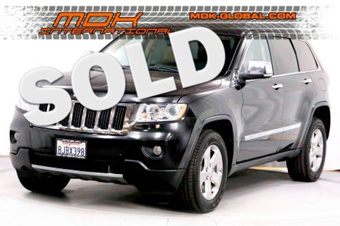 2011 Jeep Grand Cherokee Limited  in Los Angeles