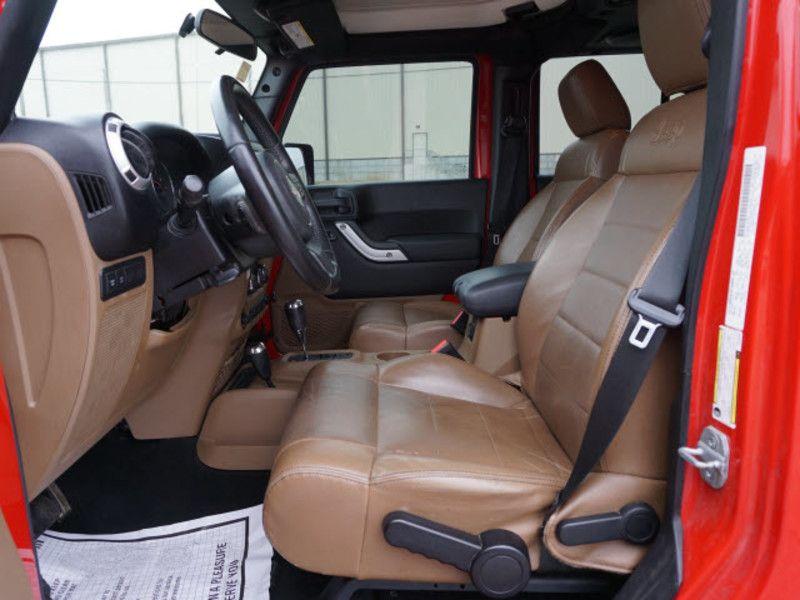 2011 Jeep Wrangler Unlimited Rubicon  city Arkansas  Wood Motor Company  in , Arkansas