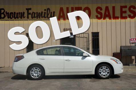 2011 Nissan ALTIMA BASE   Houston, TX   Brown Family Auto Sales in Houston, TX