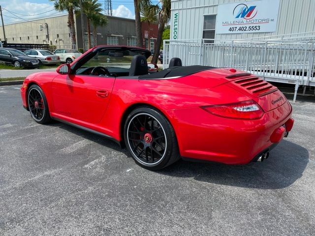 2011 Porsche 911 Carrera GTS Longwood, FL 2