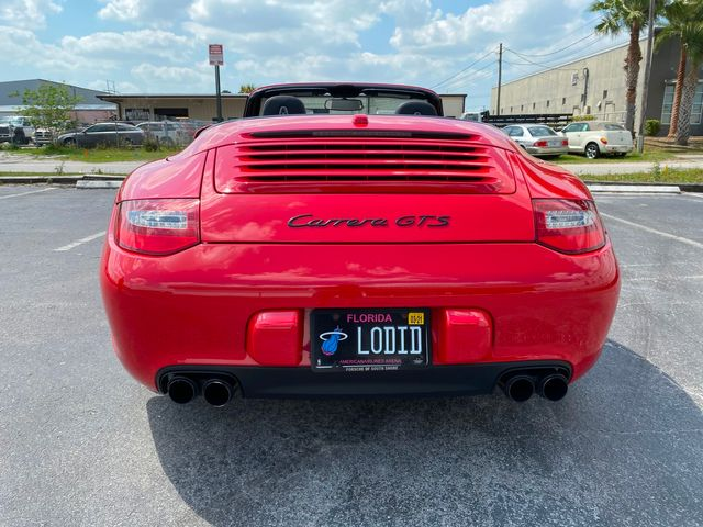 2011 Porsche 911 Carrera GTS Longwood, FL 5