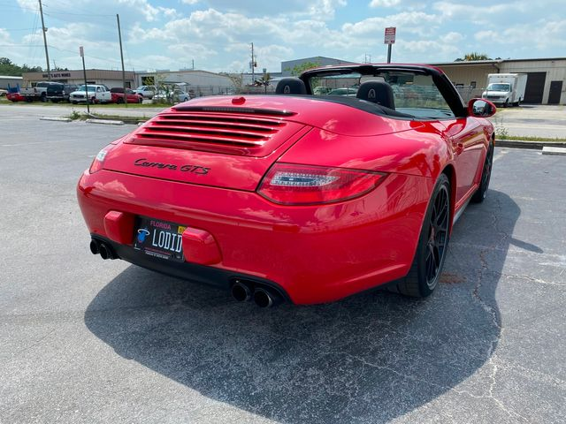 2011 Porsche 911 Carrera GTS Longwood, FL 6