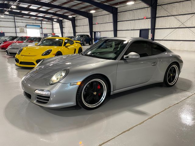 2011 Porsche 911 Carrera 4S Longwood, FL 52
