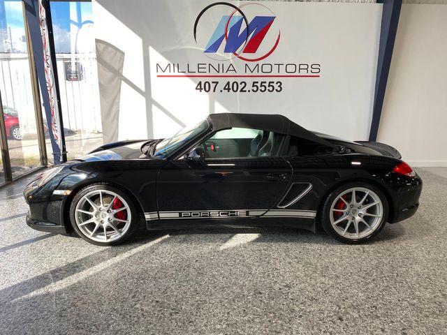 2011 Porsche Boxster Spyder Longwood, FL 55