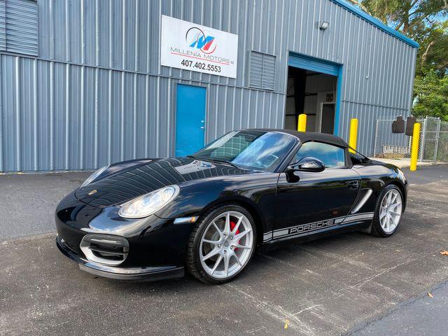 2011 Porsche Boxster Spyder Longwood, FL 72