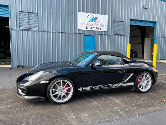 2011 Porsche Boxster Spyder Longwood, FL 73
