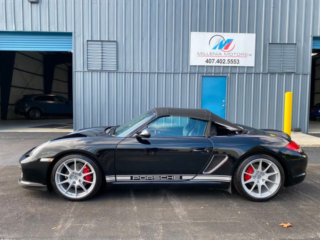 2011 Porsche Boxster Spyder Longwood, FL 74