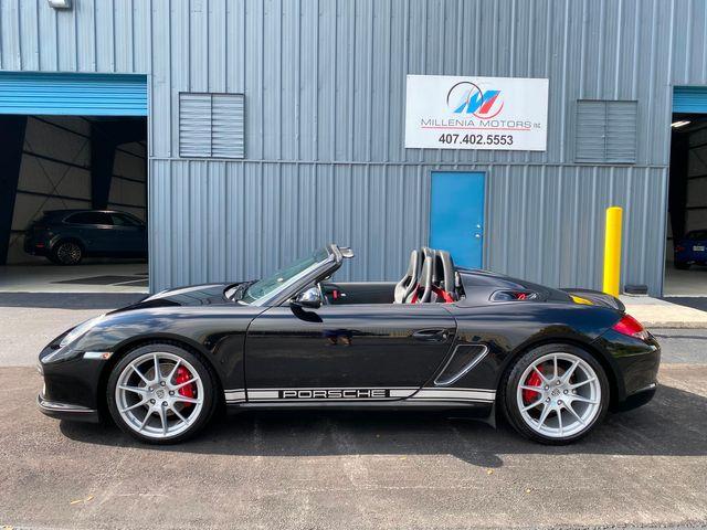 2011 Porsche Boxster Spyder Longwood, FL 75