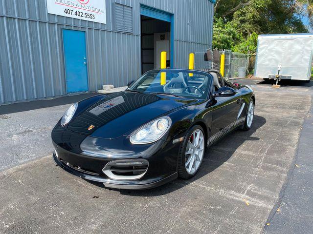 2011 Porsche Boxster Spyder Longwood, FL 87