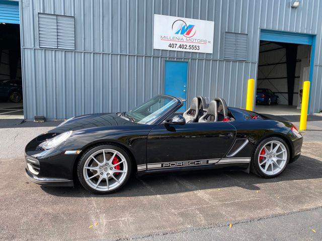 2011 Porsche Boxster Spyder Longwood, FL 90