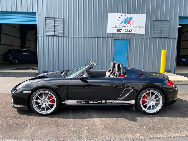 2011 Porsche Boxster Spyder Longwood, FL 91