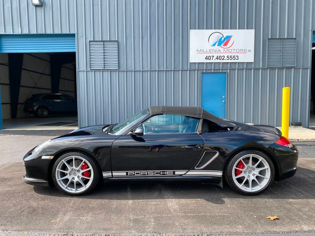 2011 Porsche Boxster Spyder Longwood, FL 62