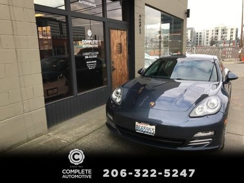 2011 Porsche Panamera 4 All Wheel Drive Sport Chrono Plus Navi Rear Camera Heated Xenon 20