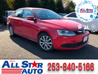 2011 Volkswagen Jetta 2.5L SE in Puyallup Washington, 98371