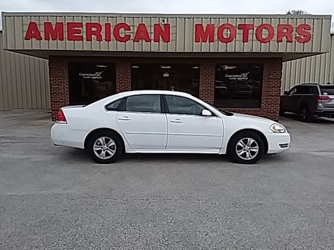 2012 Chevrolet Impala LS Fleet | Jackson, TN | American Motors in Jackson, TN