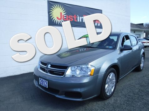 2012 Dodge Avenger SE | Endicott, NY | Just In Time, Inc. in Endicott, NY