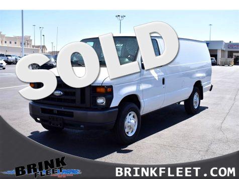 2012 Ford E-Series Cargo Van Commercial | Lubbock, TX | Brink Fleet in Lubbock, TX