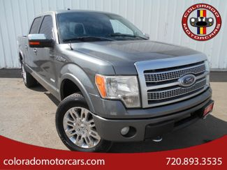 2012 Ford F-150 Platinum in Englewood, CO 80110