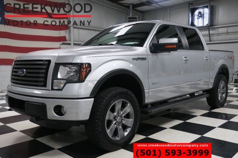2012 Ford F-150 Lariat FX4 4x4 Eco Leather Nav Sunroof New Tires in Searcy, AR