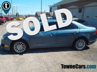 2012 Ford Fusion SE | Medina, OH | Towne Auto Sales in Medina OH
