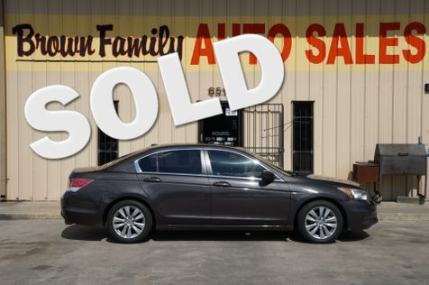 2012 Honda Accord EX-L | Houston, TX | Brown Family Auto Sales in Houston, TX