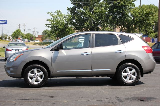 2012 Nissan Rogue S Mooresville , NC 3