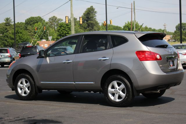 2012 Nissan Rogue S Mooresville , NC 4