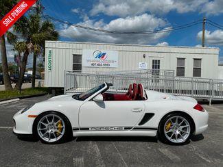 2012 Porsche Boxster Spyder Longwood, FL