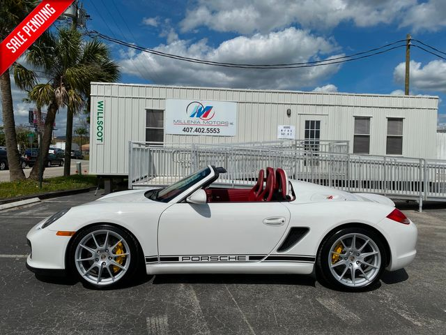 2012 Porsche Boxster Spyder Longwood, FL 0