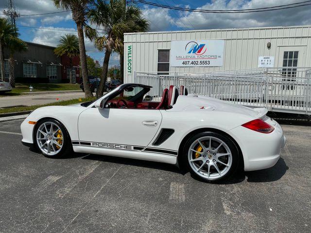2012 Porsche Boxster Spyder Longwood, FL 1