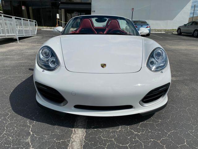 2012 Porsche Boxster Spyder Longwood, FL 14