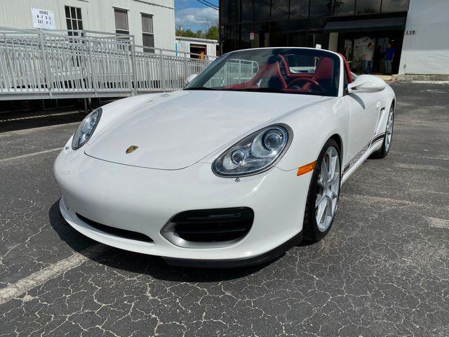 2012 Porsche Boxster Spyder Longwood, FL 15