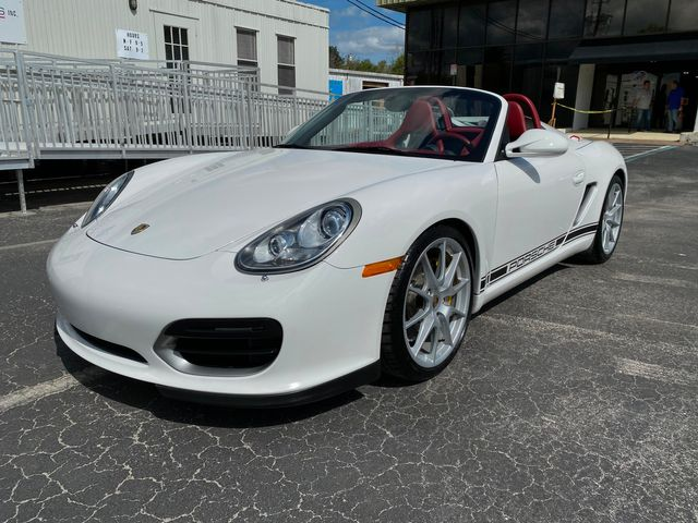 2012 Porsche Boxster Spyder Longwood, FL 16