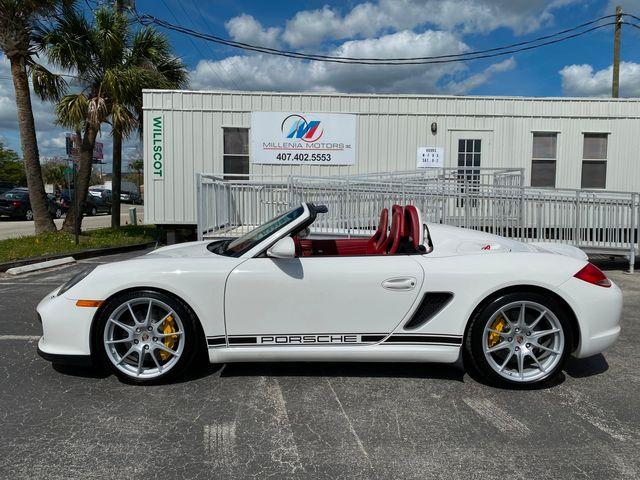 2012 Porsche Boxster Spyder Longwood, FL 18