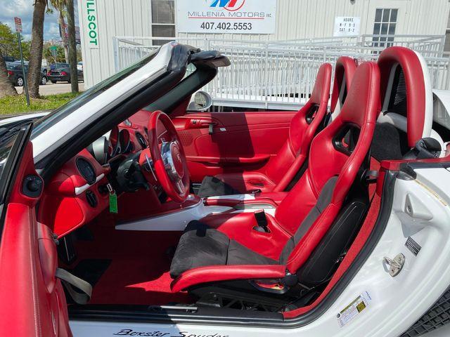 2012 Porsche Boxster Spyder Longwood, FL 21