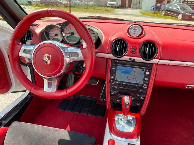 2012 Porsche Boxster Spyder Longwood, FL 23