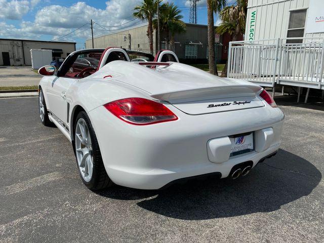 2012 Porsche Boxster Spyder Longwood, FL 3