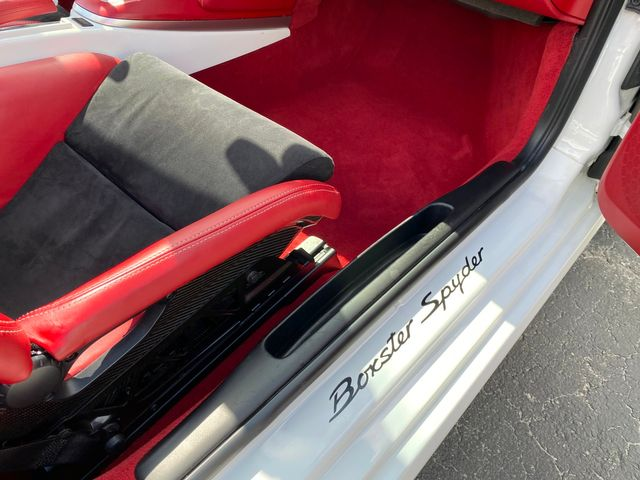 2012 Porsche Boxster Spyder Longwood, FL 32