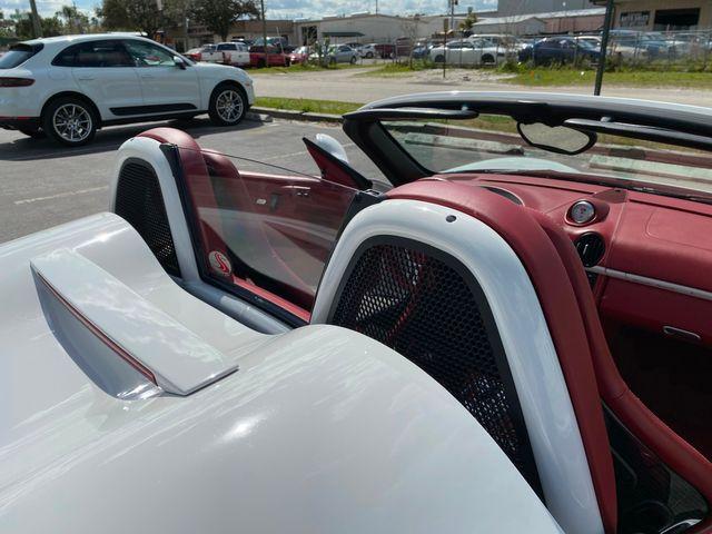 2012 Porsche Boxster Spyder Longwood, FL 34
