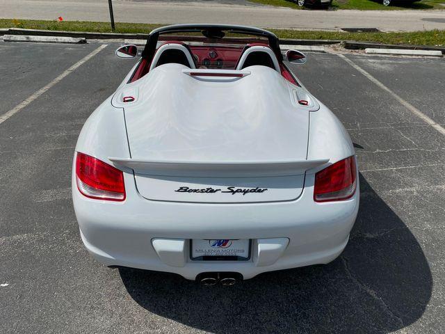 2012 Porsche Boxster Spyder Longwood, FL 4