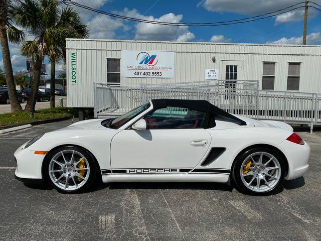 2012 Porsche Boxster Spyder Longwood, FL 47