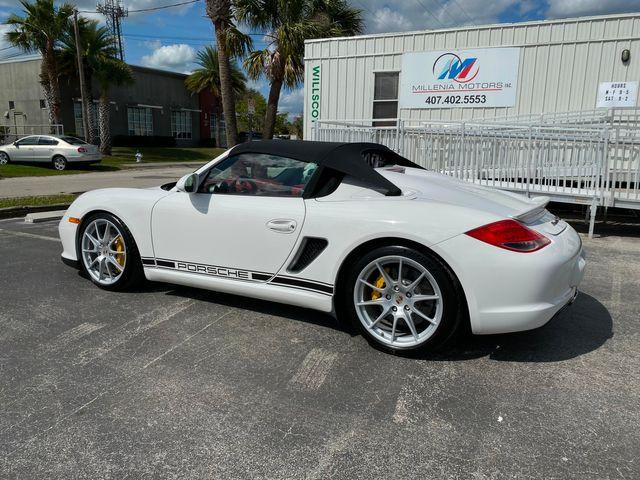 2012 Porsche Boxster Spyder Longwood, FL 48