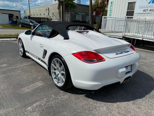 2012 Porsche Boxster Spyder Longwood, FL 49