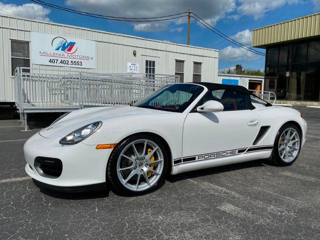 2012 Porsche Boxster Spyder Longwood, FL 54
