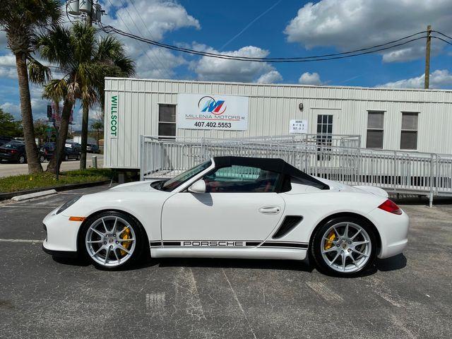 2012 Porsche Boxster Spyder Longwood, FL 55