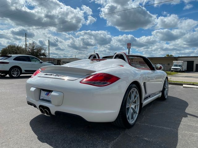 2012 Porsche Boxster Spyder Longwood, FL 7