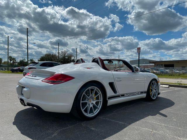2012 Porsche Boxster Spyder Longwood, FL 8