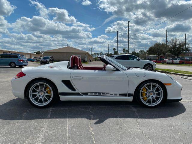 2012 Porsche Boxster Spyder Longwood, FL 9