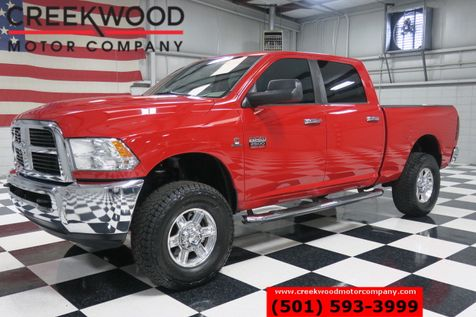 2012 Ram 2500 Dodge SLT 4x4 Diesel Red 35s Chrome 17s Low Miles CLEAN in Searcy, AR